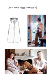 Long pants Poppy camel