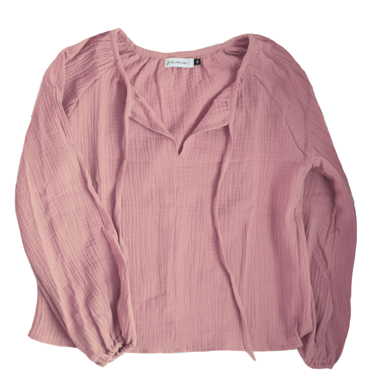 "Blouse ""Betsy"" (W) dusty pink"
