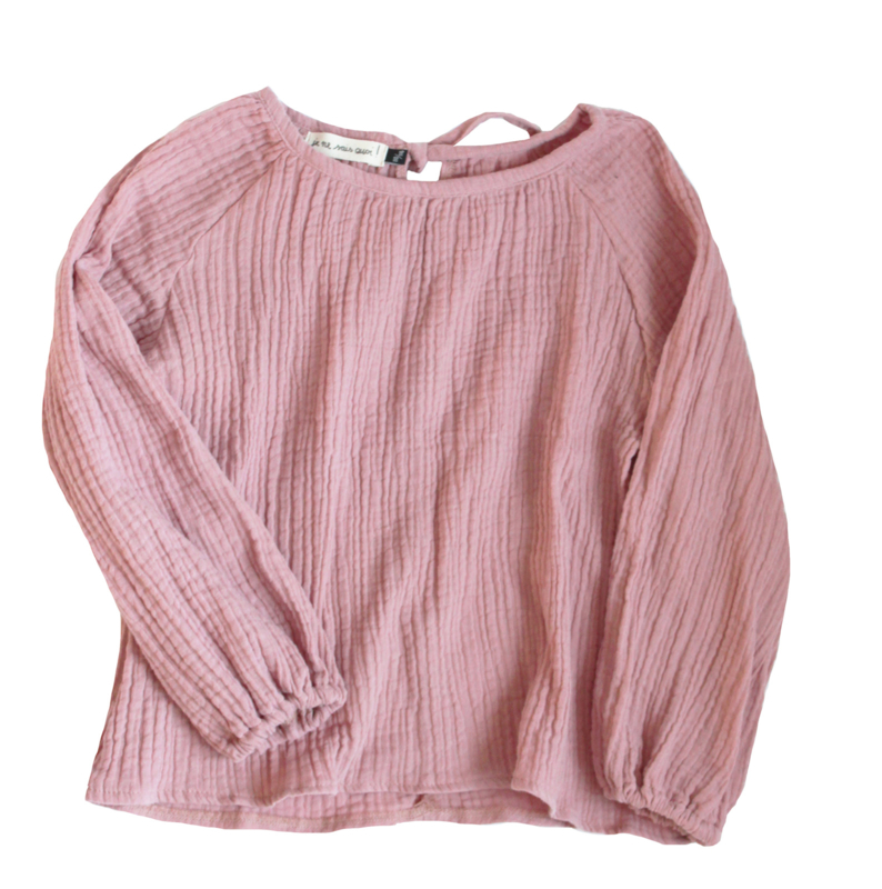 "Blouse ""Betsy"" dusty pink"