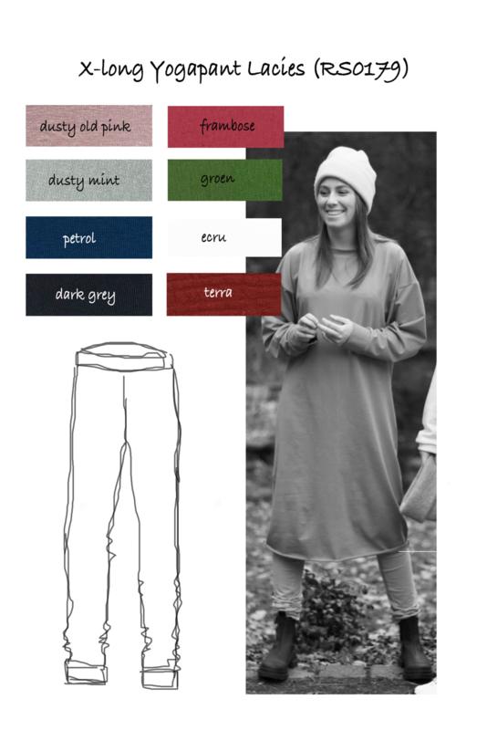 X-long legging Lacies