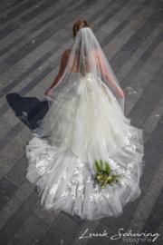 Natuur bruidsboeket
