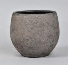 Pot bali grey 16 cm