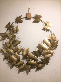Wanddeco Vlinder