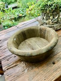 houten bak