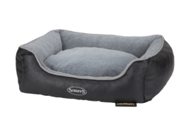 Scruffs Chateau Memory Foam Box Bed, orthopedische mand