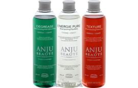 Anju Beauté shampoos