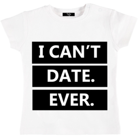 NEVER DATE