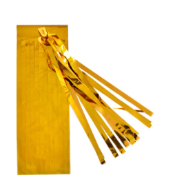 TASSEL SHINY GOLD
