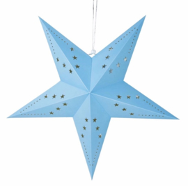 PAPER STAR BLUE