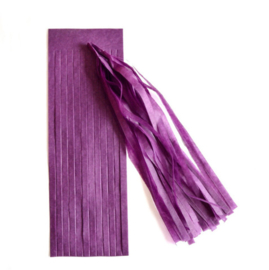 TASSEL DARK PURPLE