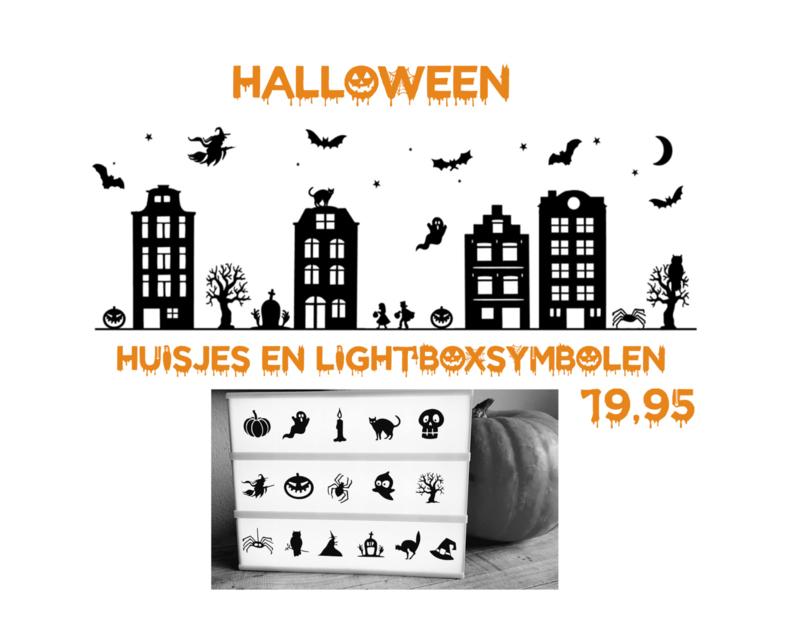 Waxinelichthouder Halloween.Halloween Actie Welke Kleur Zwart Voor Welke Lightbox