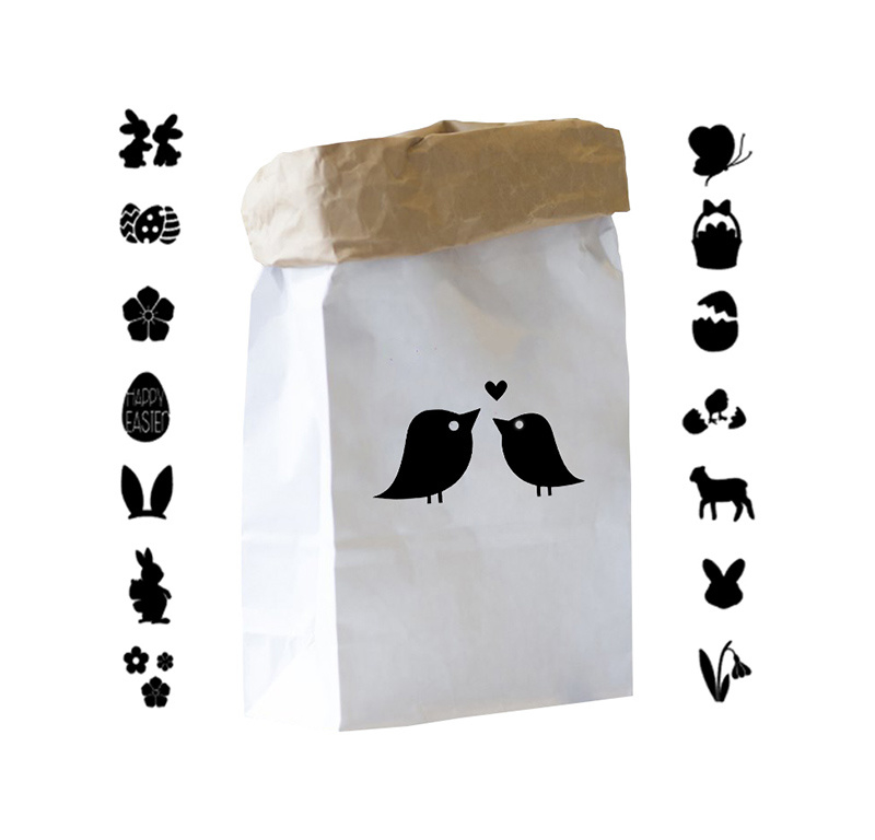 PAPERBAG EASTER XS