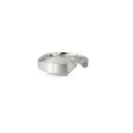 Zilveren Hexa ring