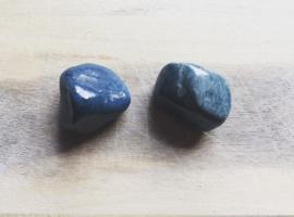 Jade blauw
