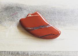guasha schraper Jaspis rood
