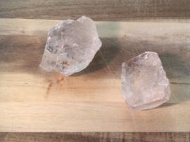 Bergkristal brokje
