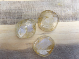 Gele Hyacint kristal