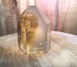 Fantoomkwarts staande punt 267 gram