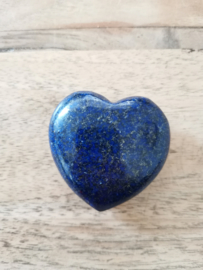 Lapis lazuli hart