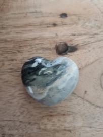 Jaspis picasso hart