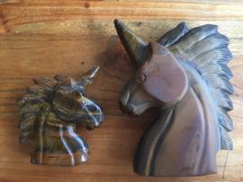 Tijgeroog eenhoorn klein