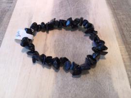 Blauflush splitarmband