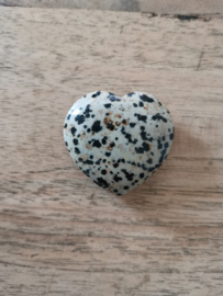 Jaspis dalmatier hart