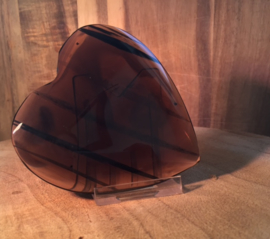 Obsidiaan Lamellen hart