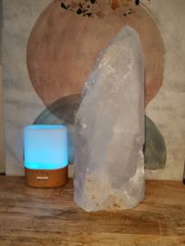 Bergkristal staande punt 8 kilo