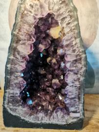 Amethist geode 15 kilo