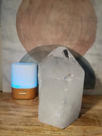 Bergkristal staande punt van 7,32 kilo