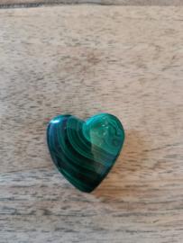 Malachiet hart klein