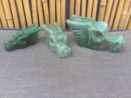 Aventurijn drakenschedels