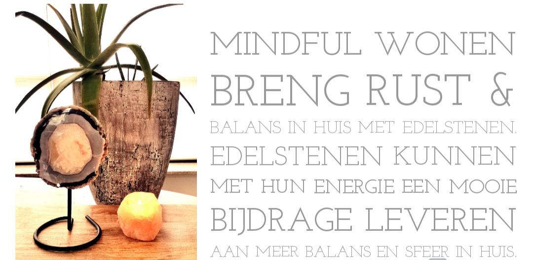 Mindful wonen zonder reclame