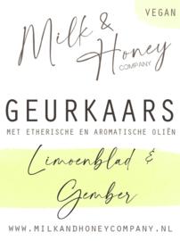 Limoenblad & Gember  9 cl