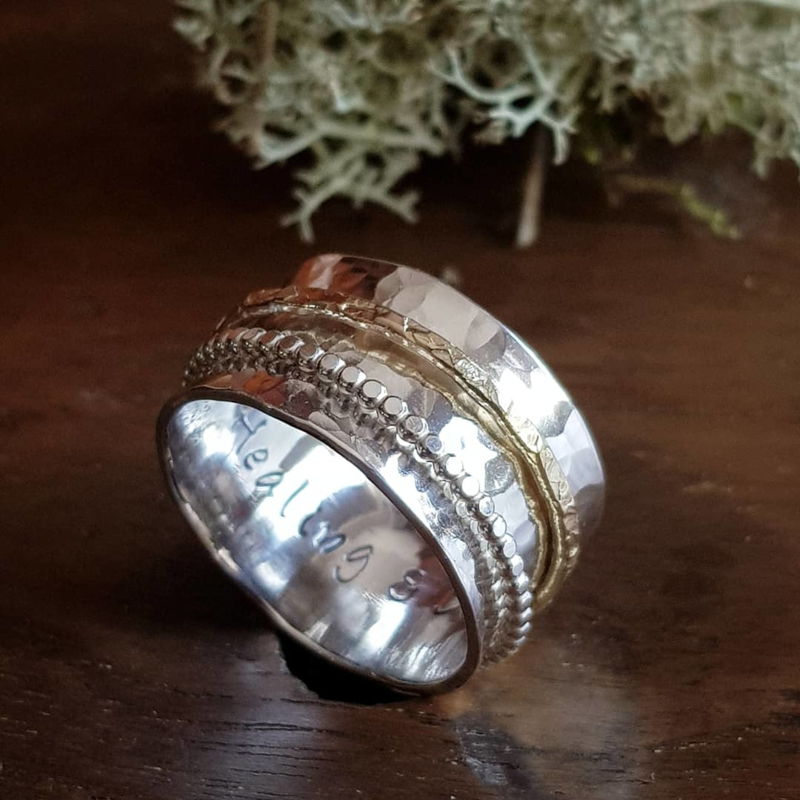 Spinnerring Jolie
