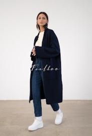Vest Feelkoo, donkerblauw