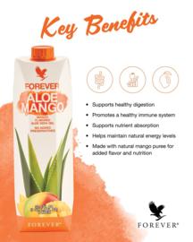 Forever Aloe Mango Gel 3 Pack