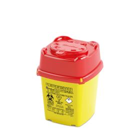 54 stuks Naaldencontainers CS Veiligheidsklep 2 Liter in 1 verpakking (Uw korting 10%)