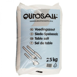Zout 25 kg