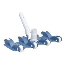 Astral bodemzuiger flexibel (8 wielen)
