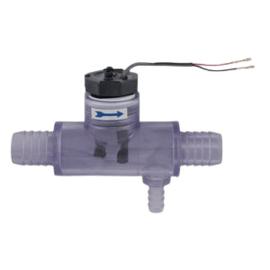 Flow-switch met tee-fitting voor 850 -en 880-serie