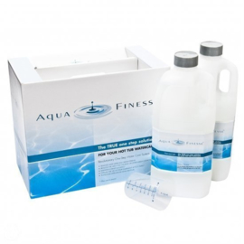 AquaFinesse Hot tub and Spa Water Care Box