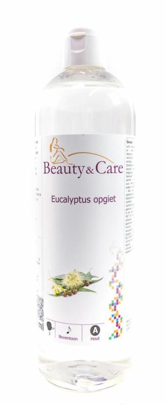 Sauna opgietgeur Eucalyptus