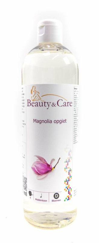 Sauna opgietgeur Magnolia