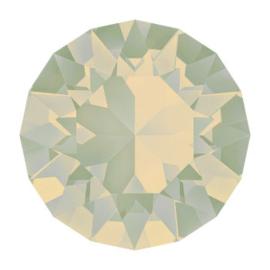 1088 Xirius Chaton puntsteen 6,10 mm / SS 29 light grey opal F (383)