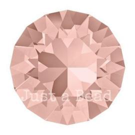 1088 Xirius Chaton puntsteen 8,2 mm / SS 39 Vintage Rose F (319)