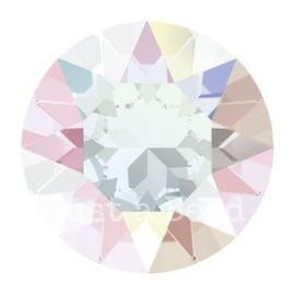 1028 Xilion Chaton puntsteen 6,10 mm / SS 29 Crystal AB F (001 AB)