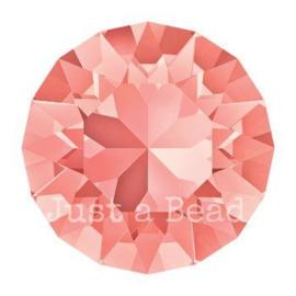1088 Xirius Chaton puntsteen 8,2 mm / SS 39 Rose Peach F (262)