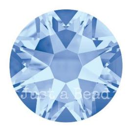 2028 plaksteen 2,5 mm / SS 8 Sapphire F (211)